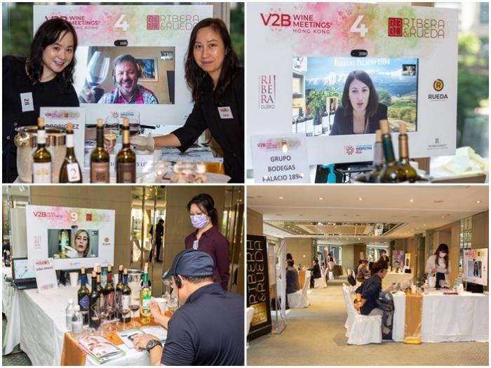 promoción digital del vino