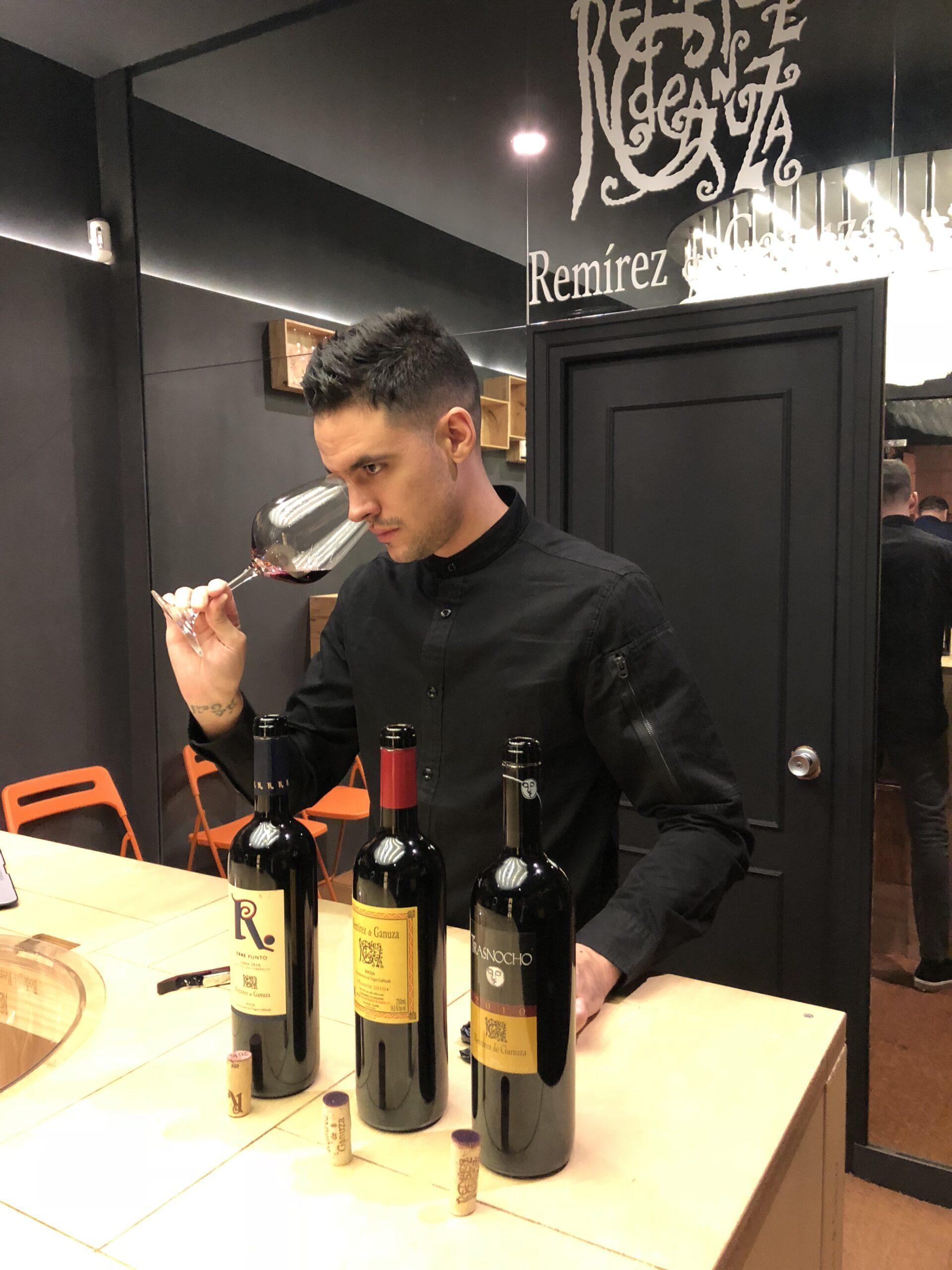 mercado del vino británico