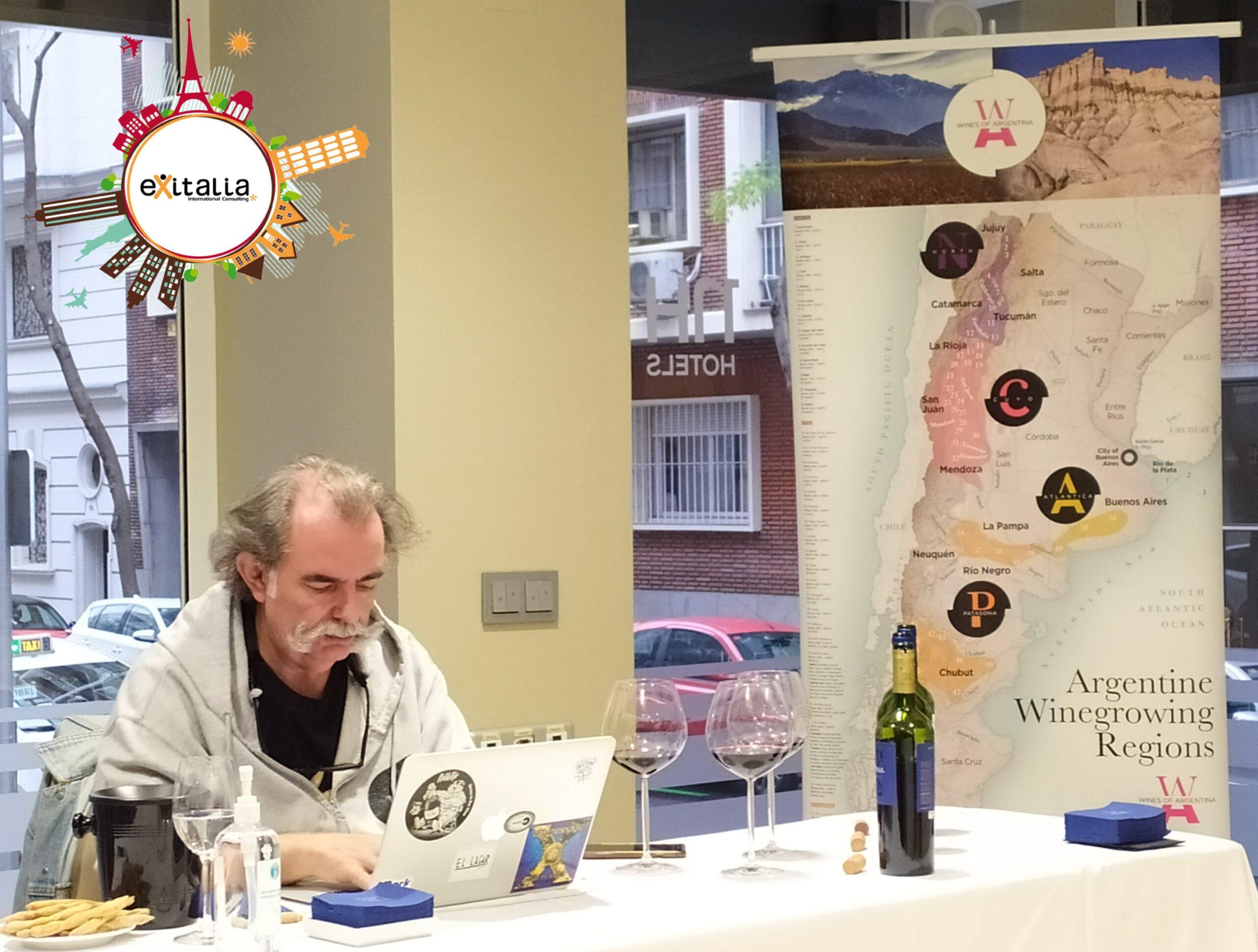 wines of argentina y luis gutierrez