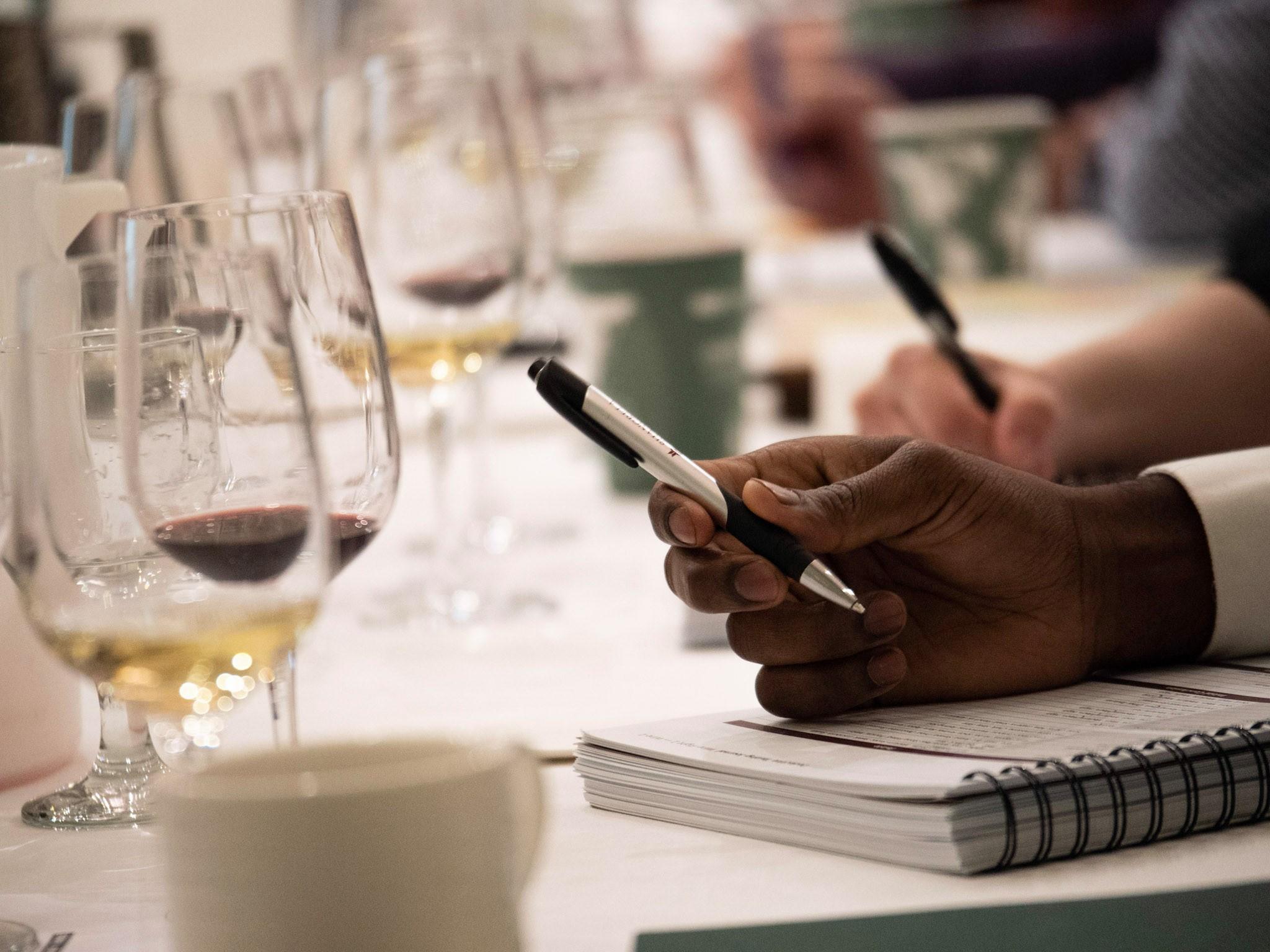 concursos y revistas de vino